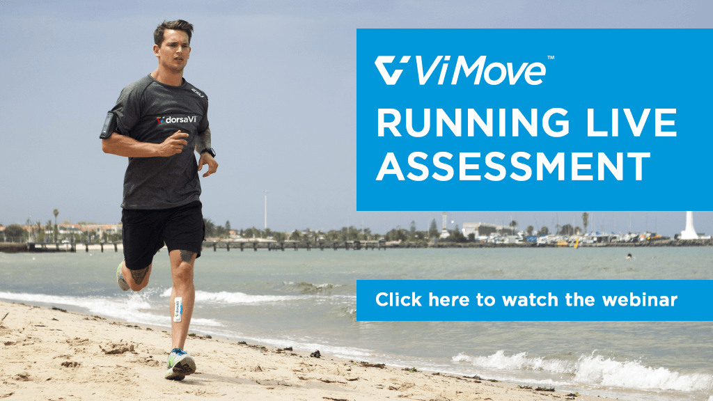 ViMove Running Module Webinar